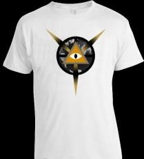Camiseta Delta Sagrado e Olho